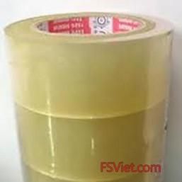 Băng dính trong đóng thùng giá rẻ