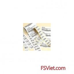 In ấn tem nhãn mã vạch sản phẩm chất lượng uy tín cao