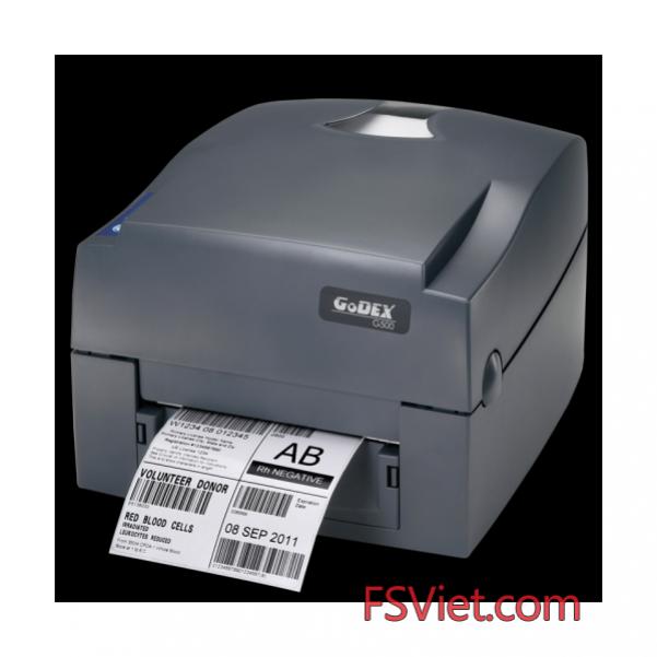 Máy in mã vạch Godex G500 cao cấp hàng chính hãng mua 1 tặng 3