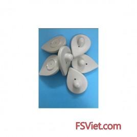 Tem từ cứng NP003 trắng sữa giá rẻ tại FSViet